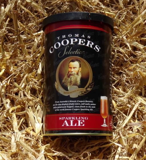 Coopers Brewmaster Sparkling Ale 40 Pts