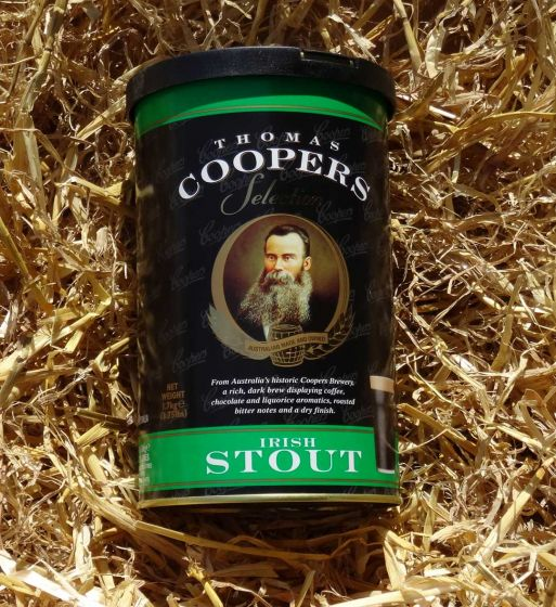 Coopers Brewmaster Irish Stout 40 Pts
