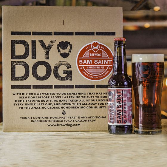 5AM Saint DIY Dog Recipe Pack