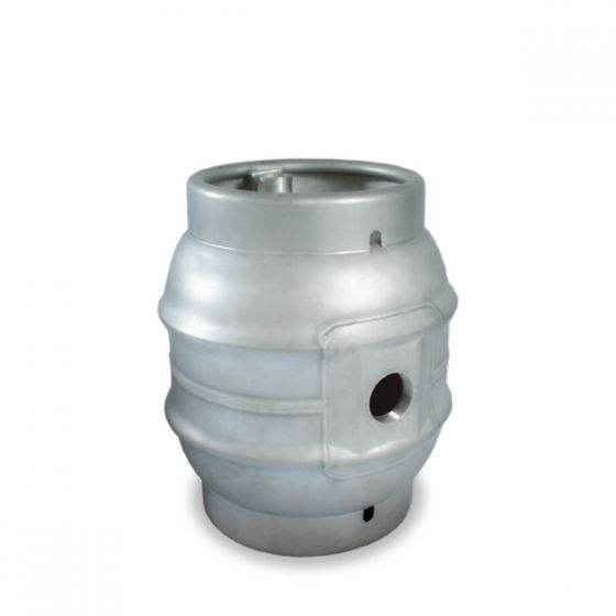 9 Gallon Stainless Steel Cask