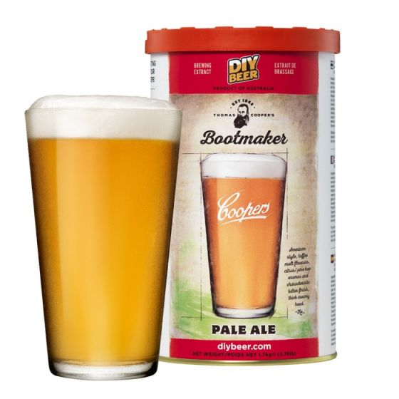 Coopers Bootmaker Pale Ale 40 pts