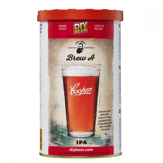 Coopers Brew A IPA India Pale Ale 40 Pts