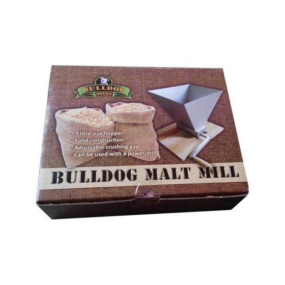 Bulldog Roller Malt Mill